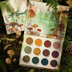 At Forest Sight Palette